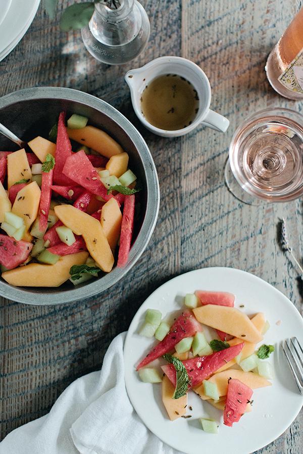 Summer Melon Salad recipe