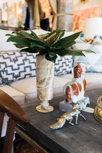 Great decor details (love Staffordshire Dogs!) | Waiting on Martha