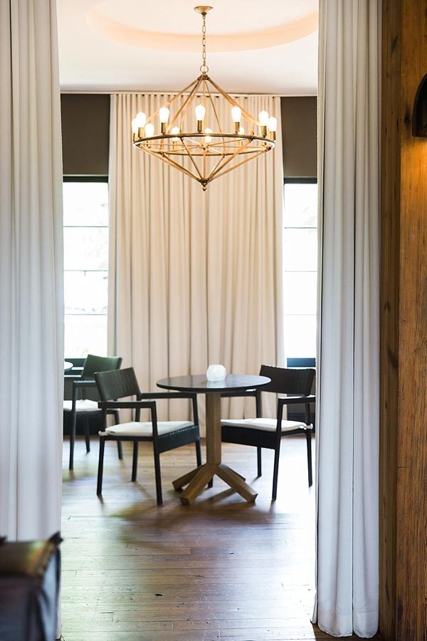 Hotel Domestique elegant interiors detailing, Waiting on Martha