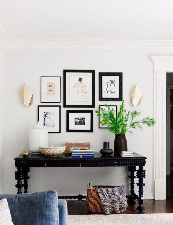 Designer Inspired Home Decor Part - 37: DISPLAY THE ART YOU LOVE