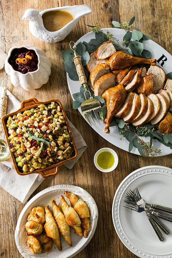 A Twist on the Thanksgiving Classics via Waiting on Martha
