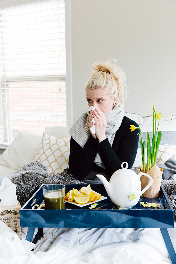 6 Natural Ways to Fight a Cold via Waiting on Martha