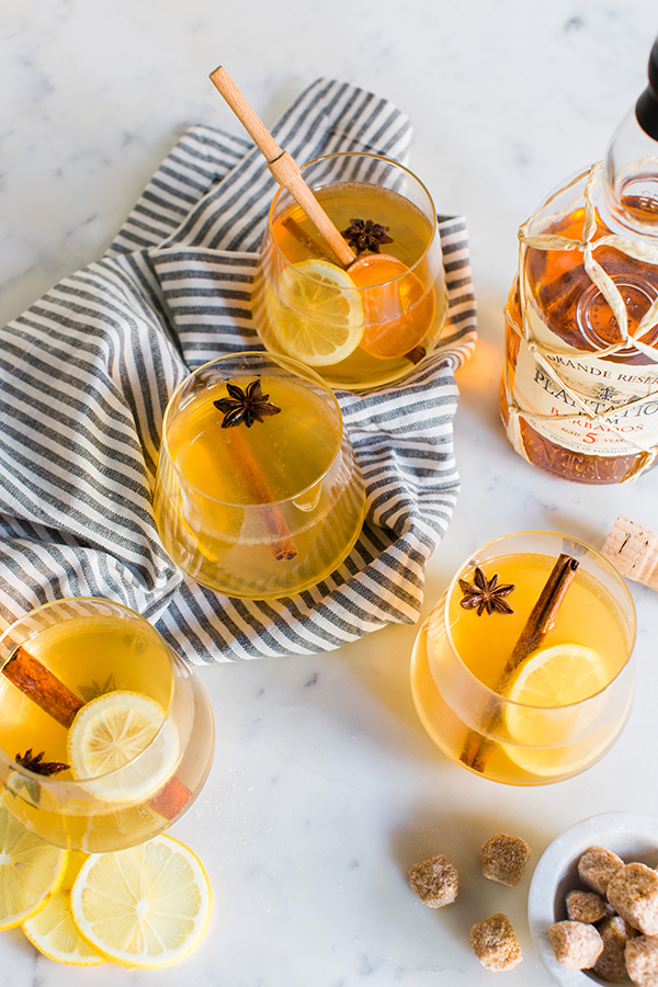 Rum Hotty Toddy #cocktail #recipe