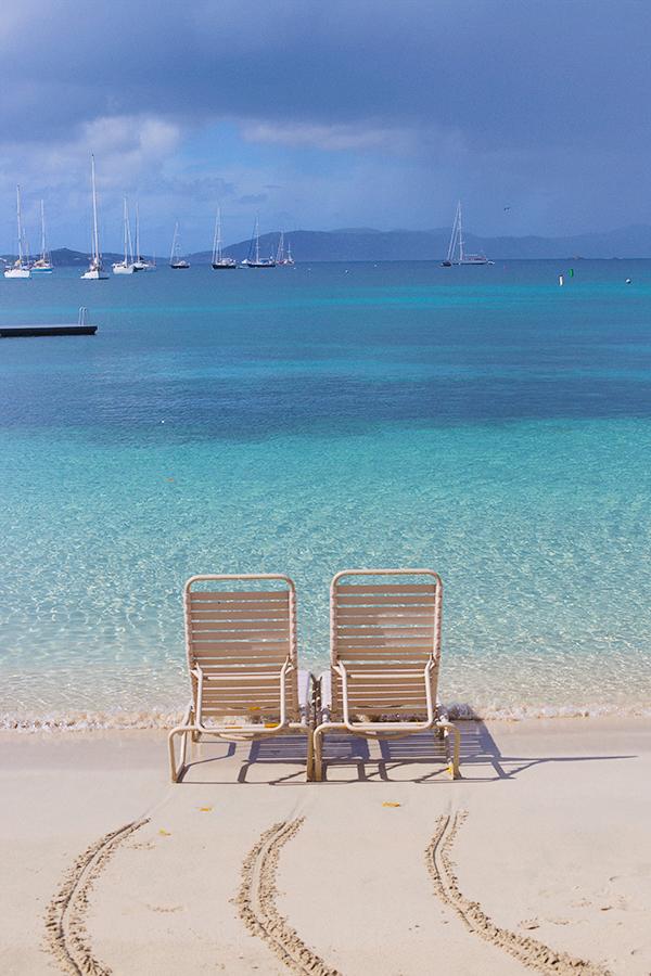 Caneel Bay Resort via Waiting On Martha