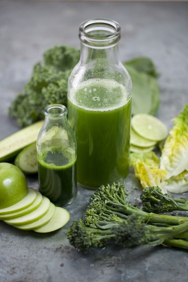 GET YOUR GREENS