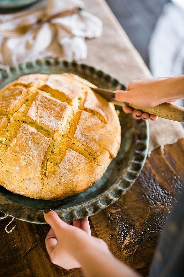 Irish soda bread recipe via Waiting on Martha