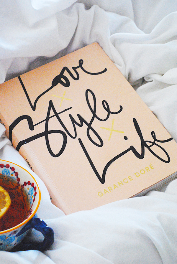 Love Style Life, Takeaways from Garance Dore's book - Waiting On Martha