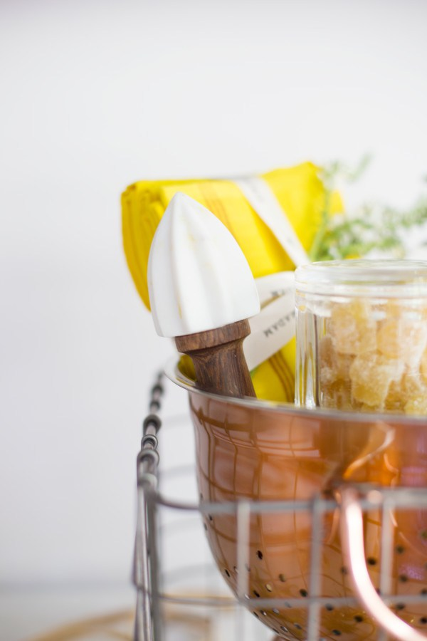 Housewarming basket ideas | waitingonmartha.com