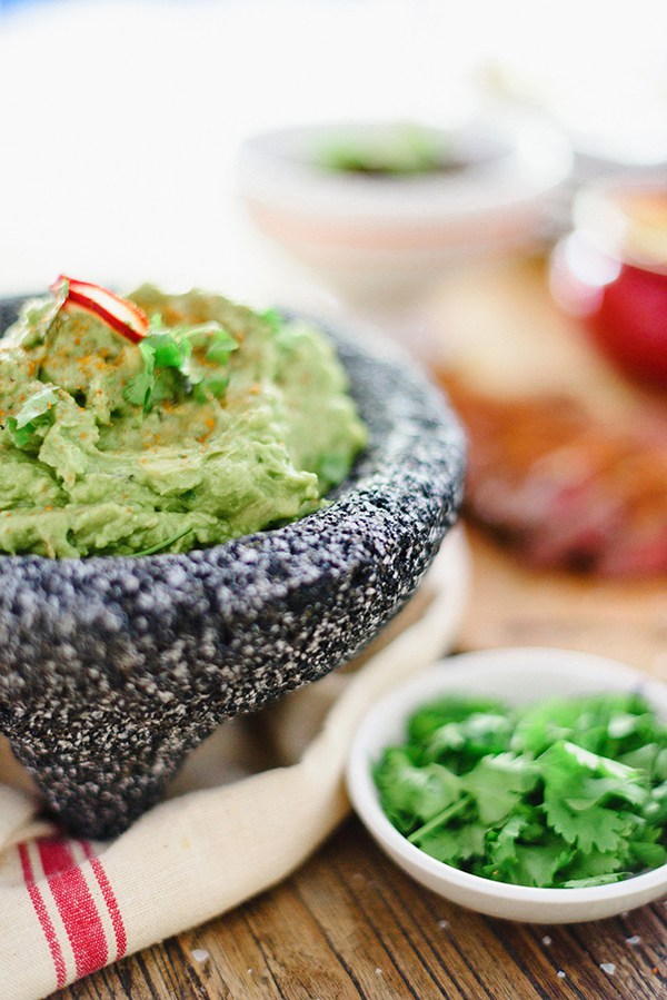 The best ever guacamole recipe | Waiting on Martha