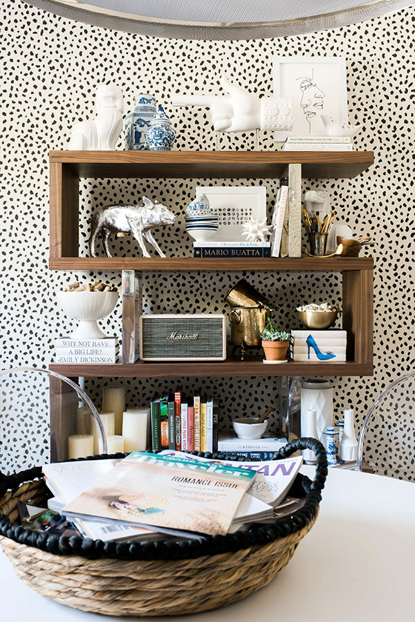 Styling a great vignette | waitingonmartha.com