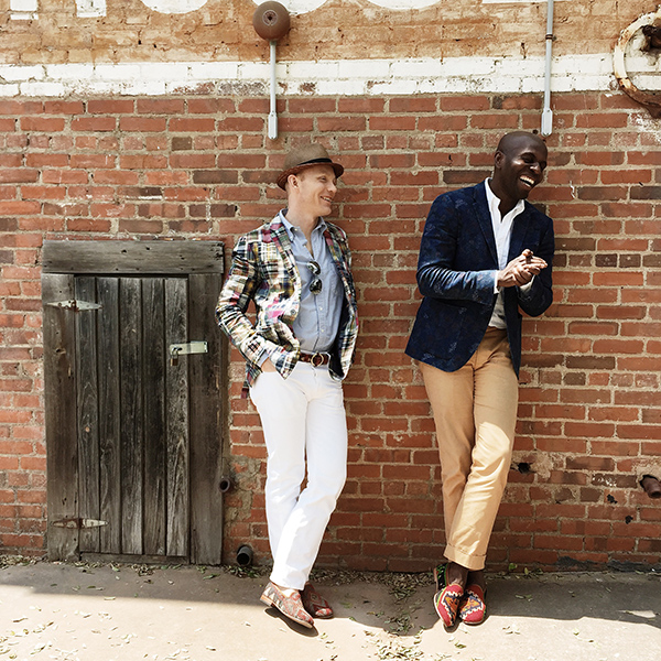 Res Ipsa Founders Josh Moore & Oudini Gogo | waitingonmartha.com