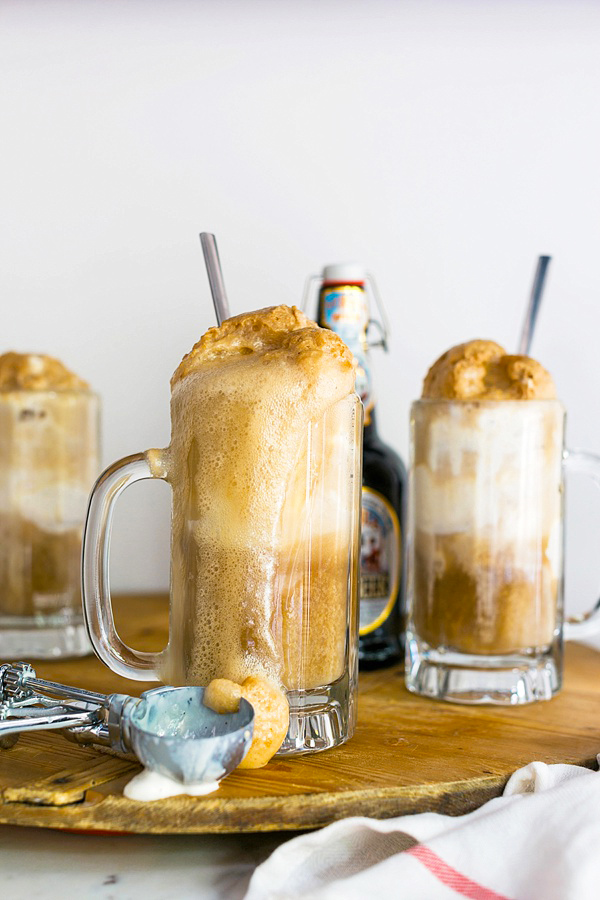 Classic Root Beer Float recipe by Waiting on Martha