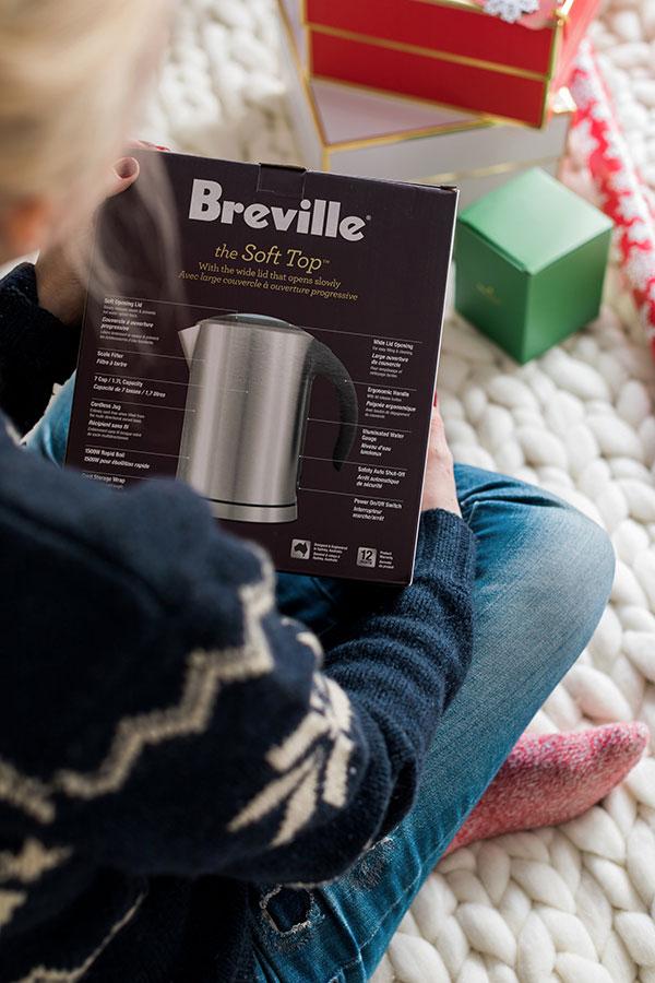 Breville Cordless Kettle, my favorite!