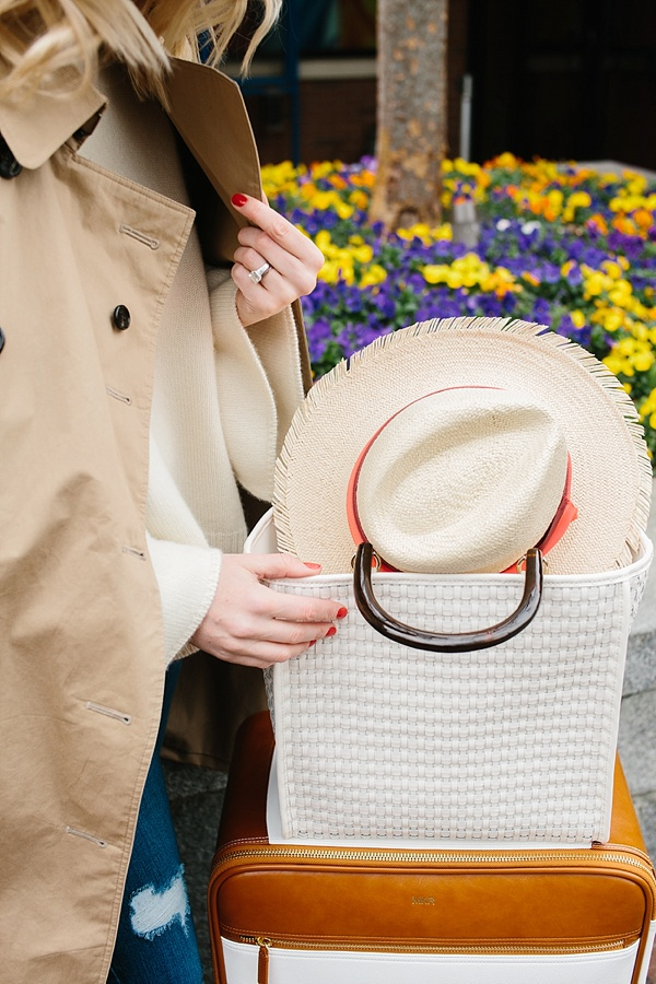 How to travel with a straw hat, Waiting on Martha