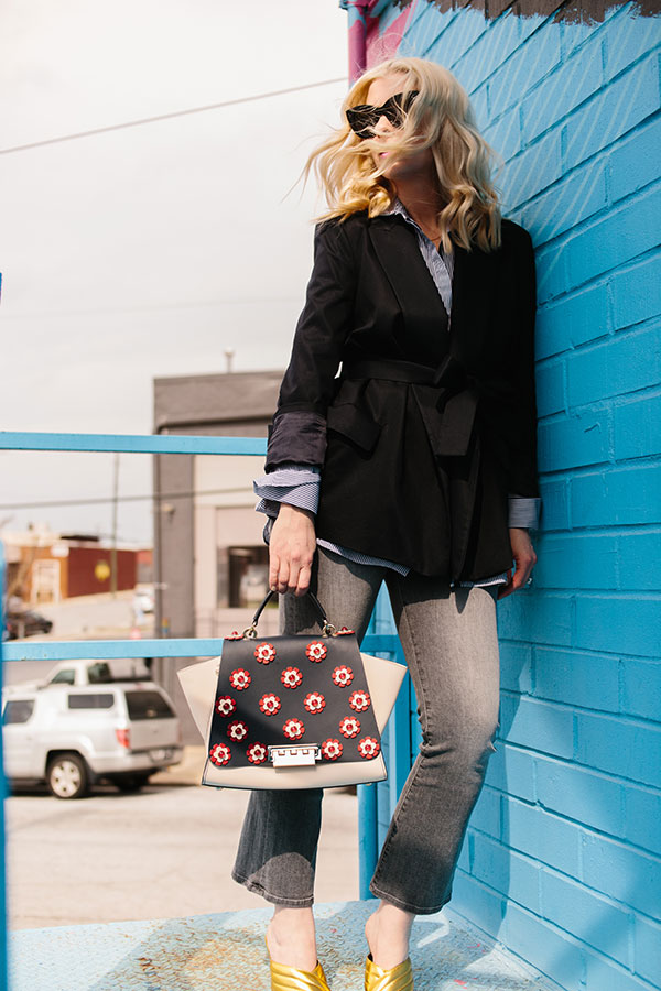 4fcfdf7e98 ZAC Zac Posen Bag Giveaway Plus A Blazer To Take You From The Office To  Cocktail Hour