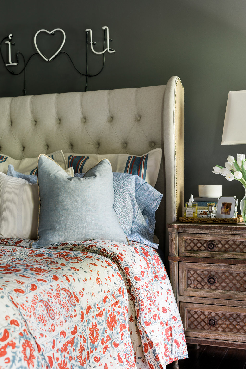 A Bedding Refresh With Lauren Ralph Lauren Home Waiting