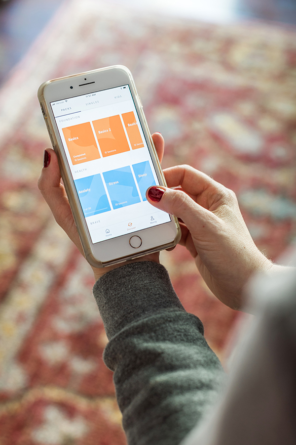 Headspace Meditation App and other apps we can't stop talking about on Waiting on Martha