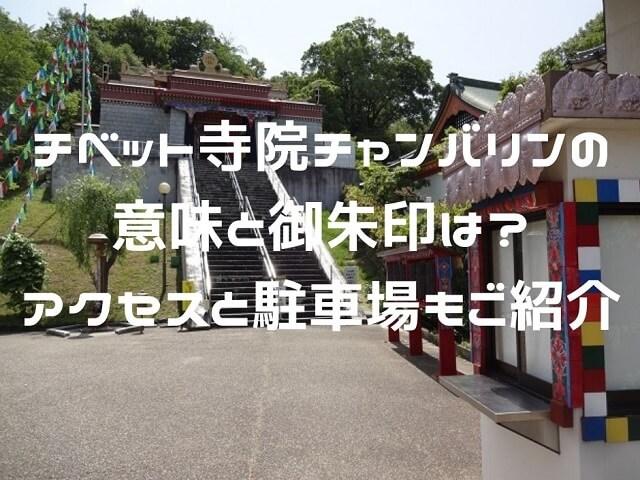 名古屋市守山区のチャンバリン