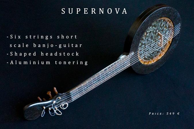 Supernova-guitalele