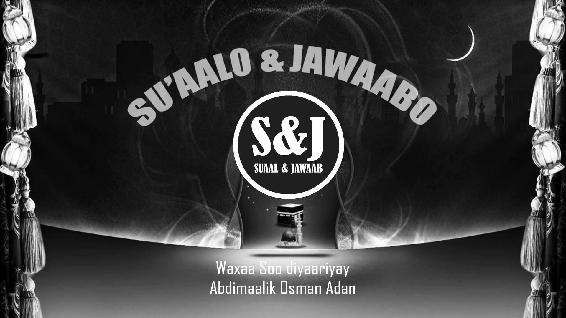 Su'aalo & Jawaabo Diini ah