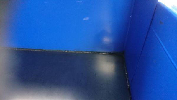 荷台鉄板貼り補強