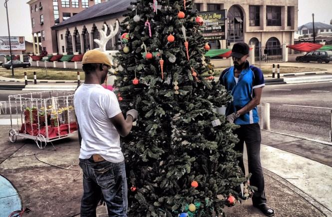 Christmas in Nigeria