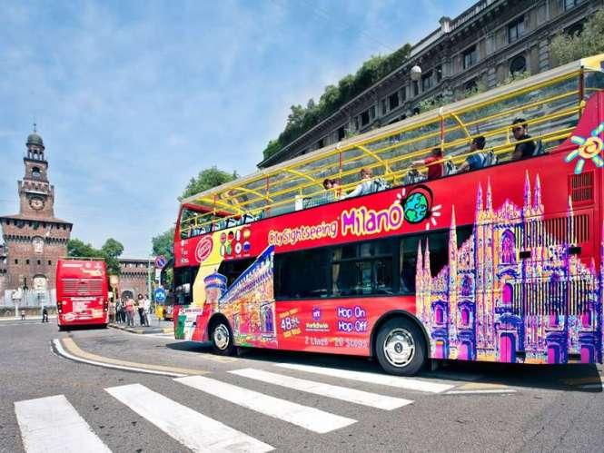 Milan bus