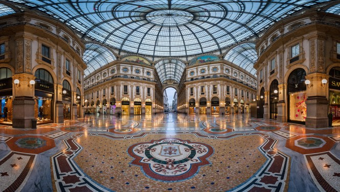 Milan-Galleria