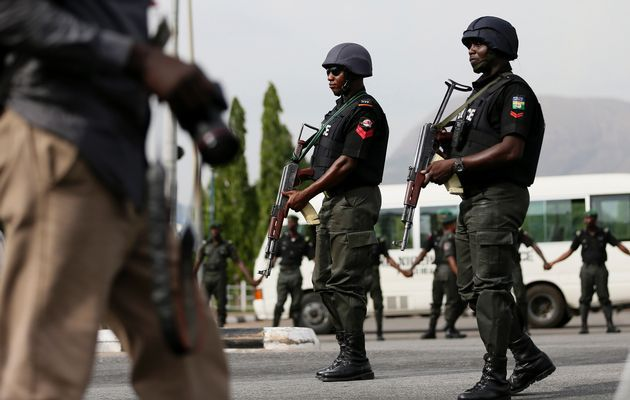 Police corruption in Nigeria