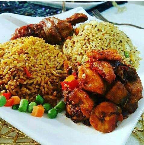 What Nigerians Eat During Christmas