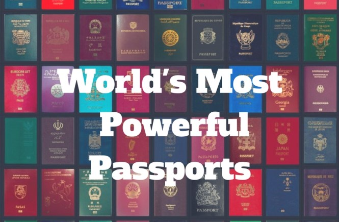 World's Most Powerful Passport
