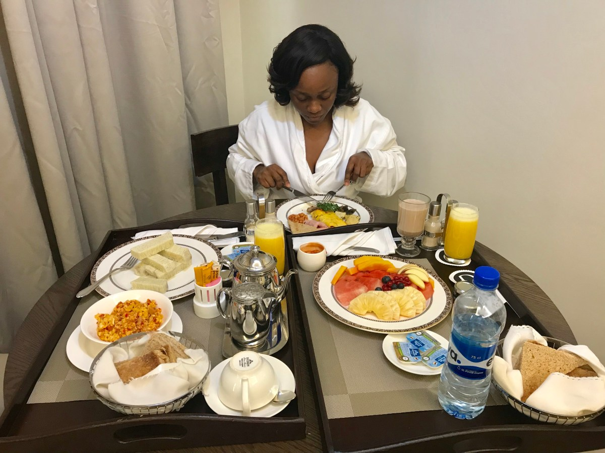 My Review of Staying at The George Hotel Lagos