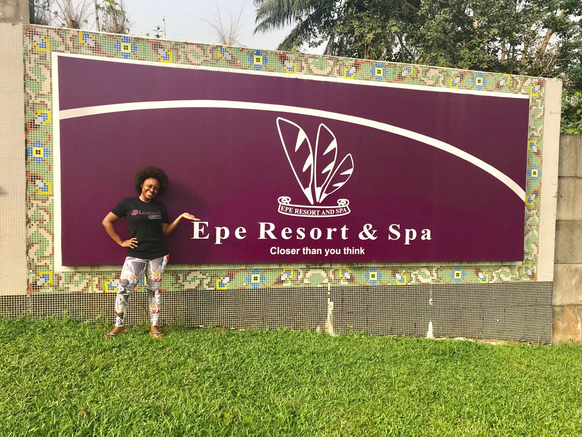 My Review of Staying at Epe Resort