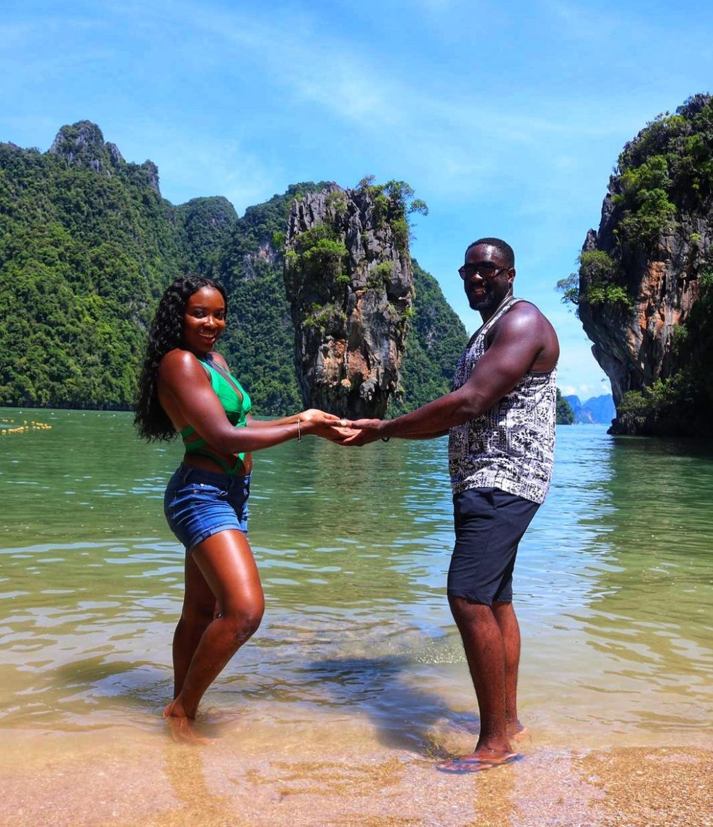 Explore Thailand with Ekwere and Cynthia