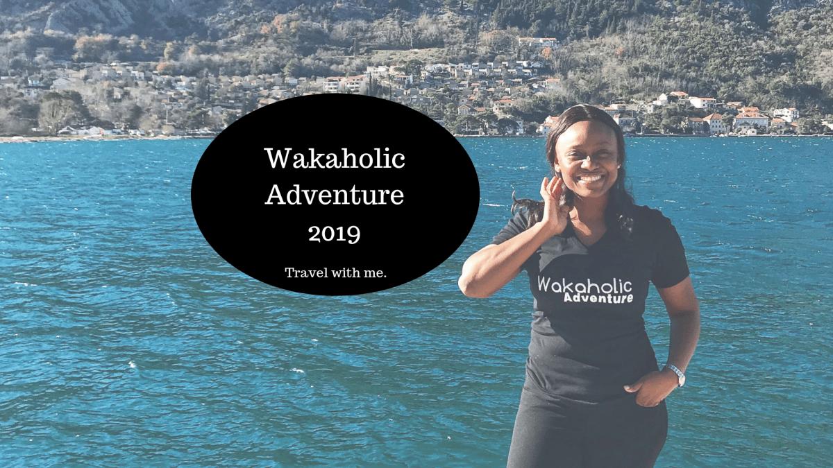 Wakaholic Adventure 2019: Cuba, Bahamas and Las Vegas.
