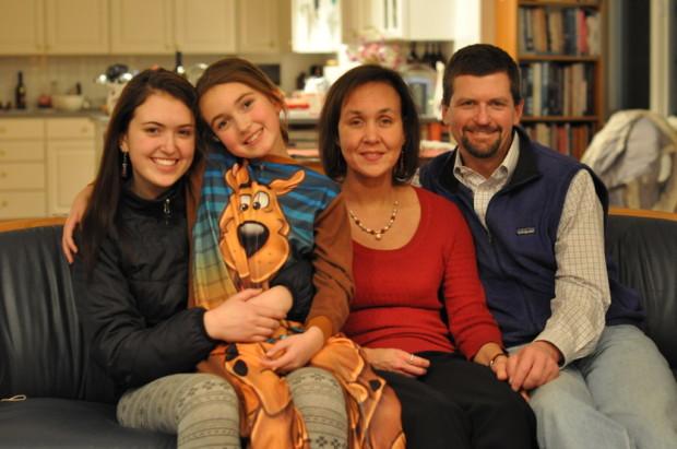 Paula's family