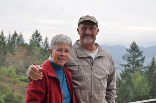 Carole and Stephen