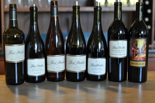 Fess Parker wines