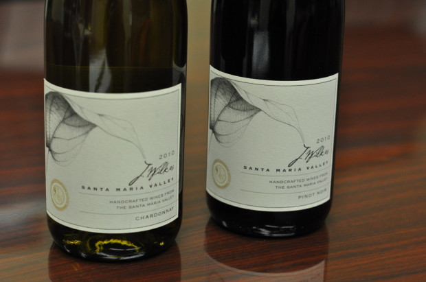 J. Wilkes Chardonnay and Pinot Noir