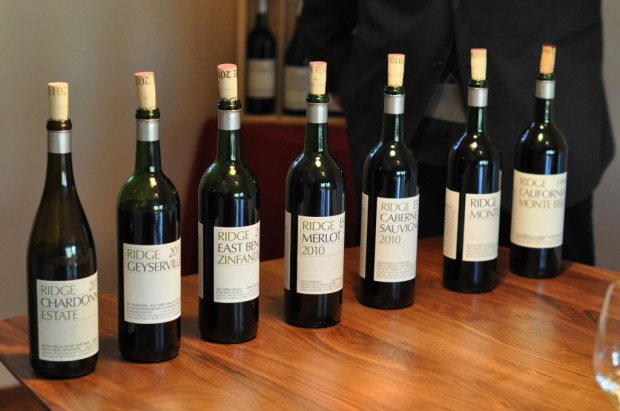 Tasting the up coming Ridge portfolio