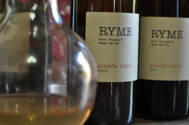 Ryme Cellars Ribolla Gialla