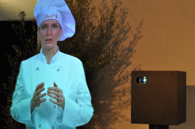 Chef projector