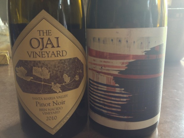 Bien Nacido Pinots