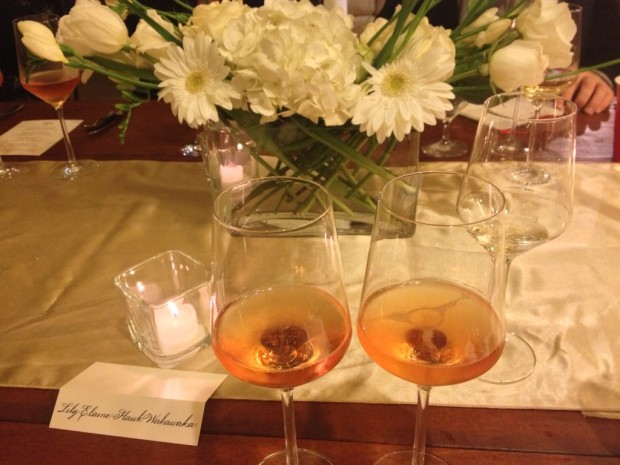 Dom Ruinart Rose 1990 and 1996