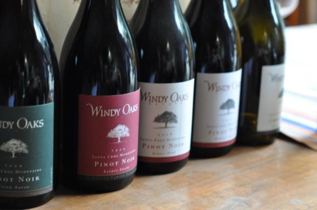 Windy Oaks Pinot Noir