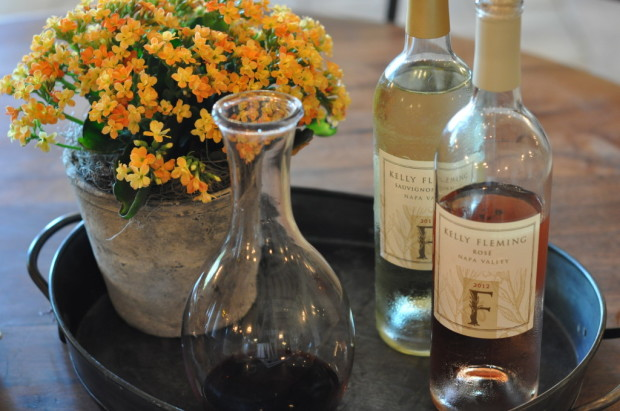 Summer wines from Kelly Fleming