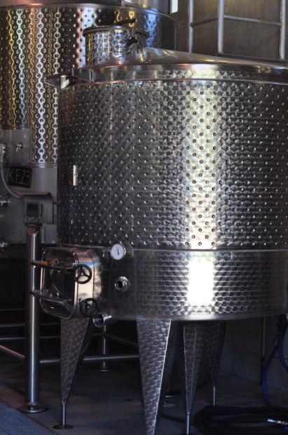 the friendly Martian tank fermenter