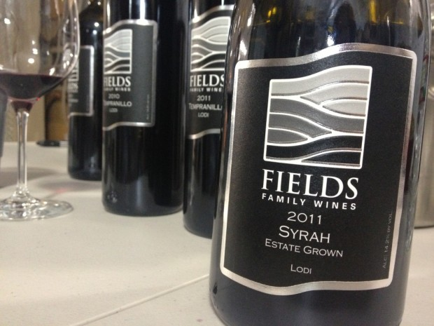 tasting Fields Family Wines