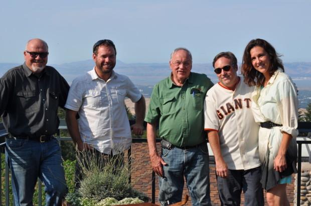 Michael, Nathan, Thomas, Tommie, Me