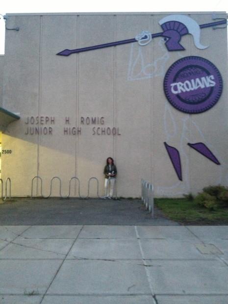 I was a Trojan.